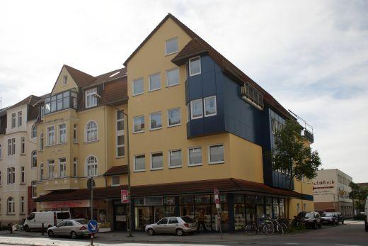 5 Gewerbeeinheiten/Arztpraxen, 6 Wohnungen, Osnabrück/Zentrum